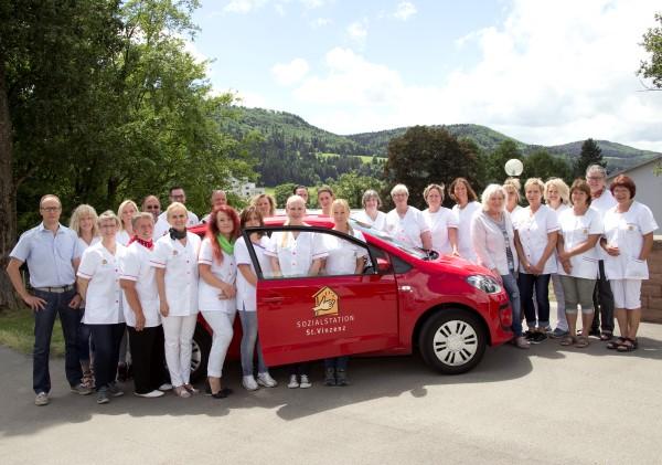 Team Sozialstation St. Vinzenz
